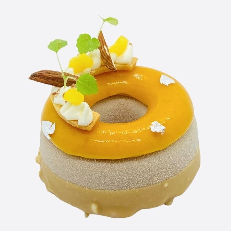 Donut's mangue au piment d'Espelette