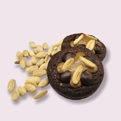 Cookies chocolat 72 % & Amande