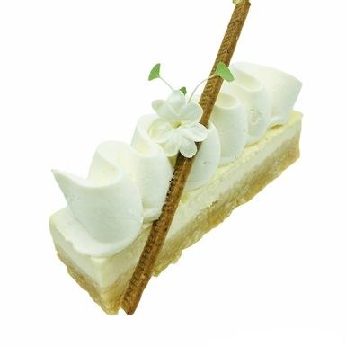 Cheesecake Vanille de Madagascar